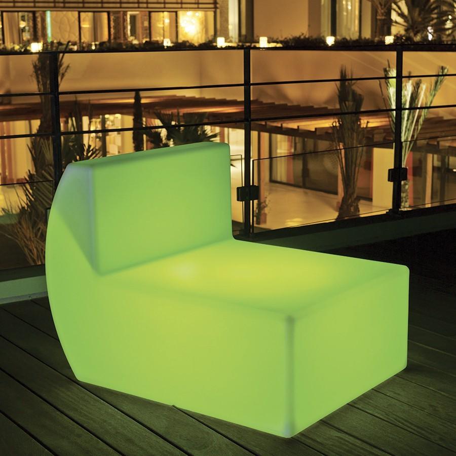 Pack terrasse led design location et vente de mobilier design lumineux - Location de meubles design ...