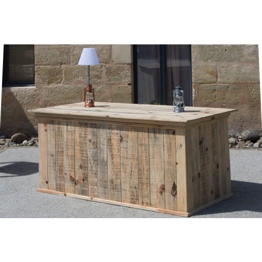 Bar de dégustation en bois