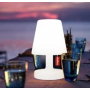 Lampe blanche